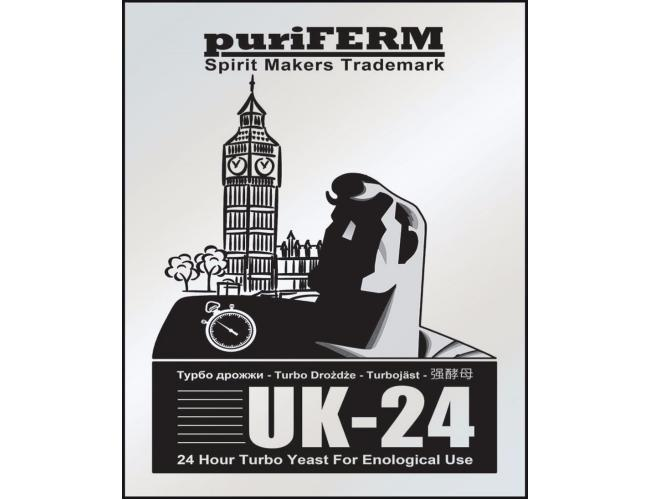 Фото - Турбо Дрожжи Puriferm UK-24